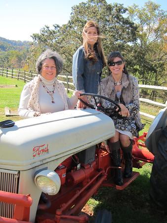 Anrea Annette Earleen Tractor