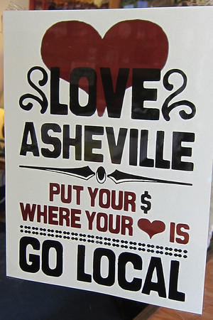 Love Asheville
