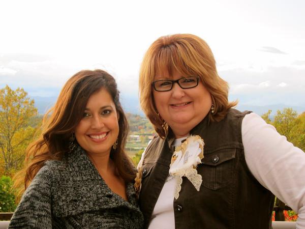 Me and Cynthia